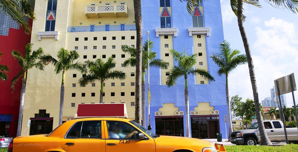 En arrivant, vous serez prêt à découvrir les trésors de Miami