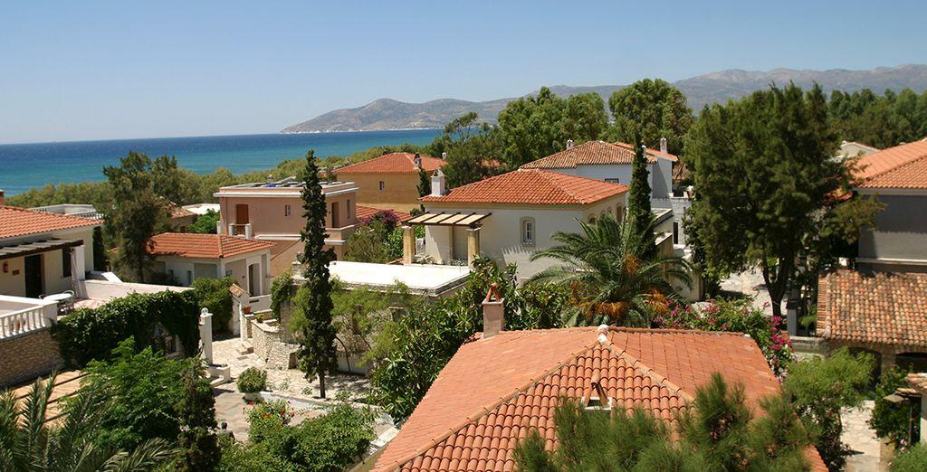 Le Doryssa Seaside Resort vous ouvre ses portes...