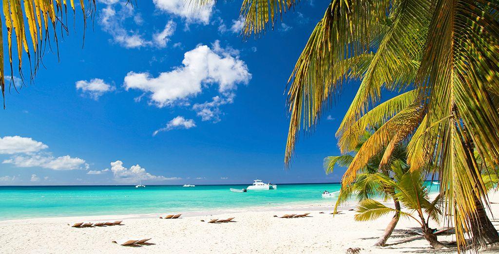 À deux pas d'une plage de rêve. Excellent séjour à Cuba !