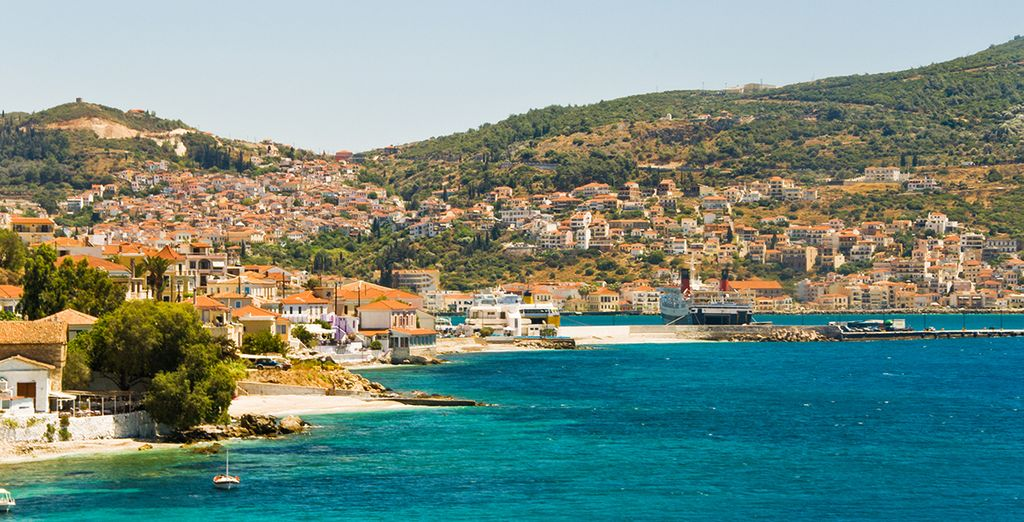 Enfin, tentez une excursion en bateau en direction de l'île de Patmos ou d'Ephèse !