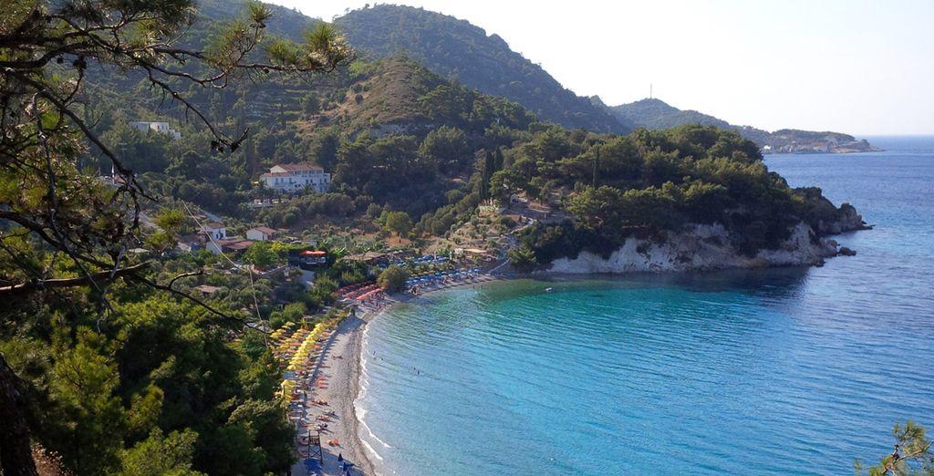 L'île de Samos vous réserve de magnifiques surprises