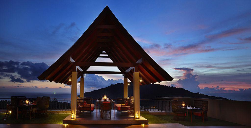 Et installez-vous au luxueux Avista Hideaway Resort & Spa
