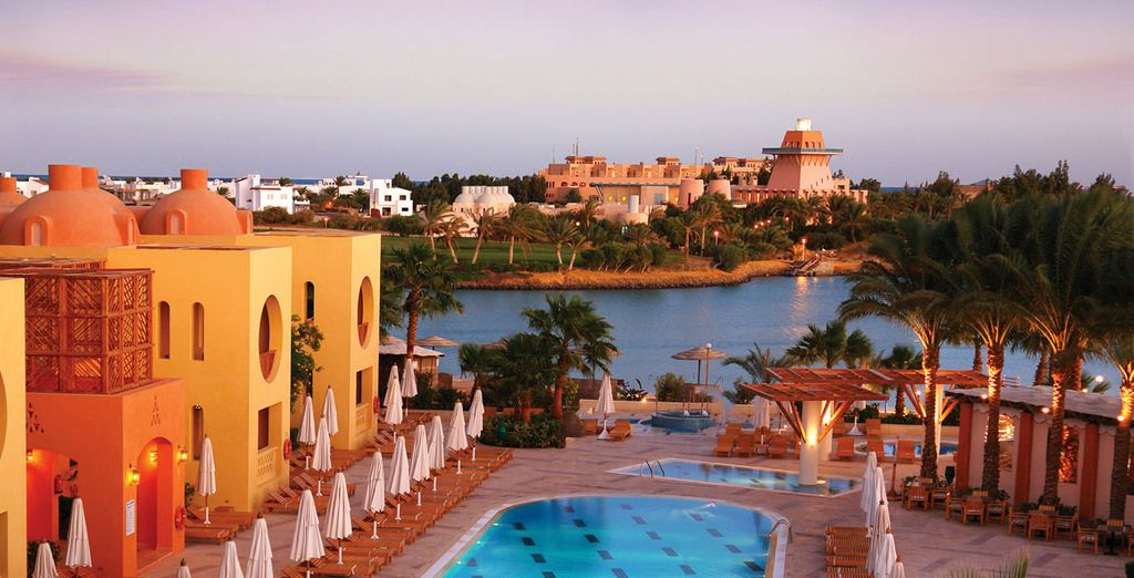 Offrez-vous des vacances dépaysantes en mer Rouge ! - Hôtel Steigenberger Golf Resort 5* ou croisière Passion du Nil & Hôtel Steigenberger Golf Resort 5* El Gouna