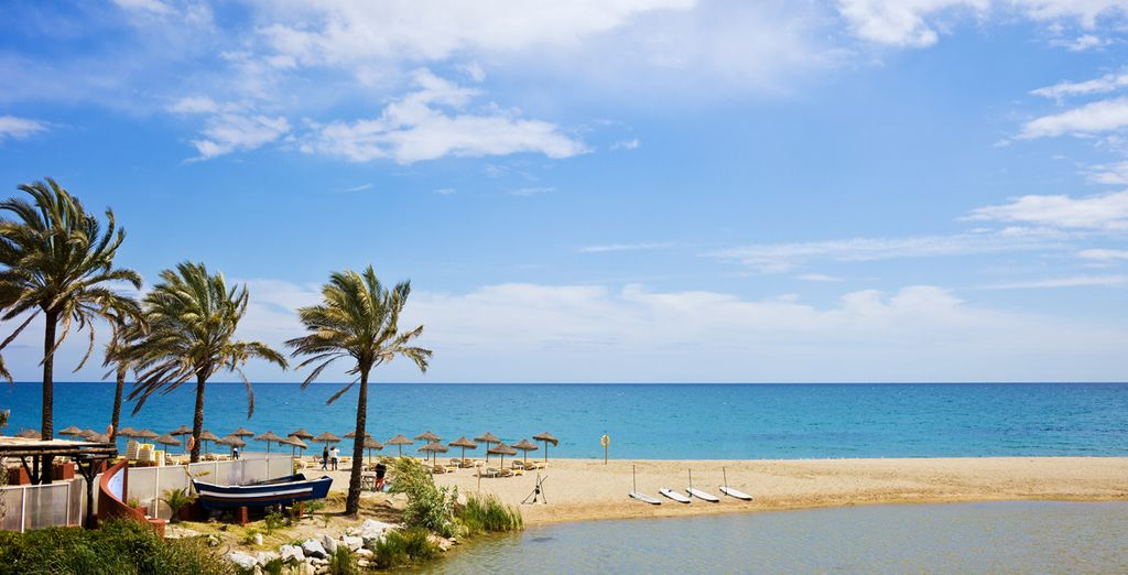 Bienvenue en Andalousie, sur la Costa Del Sol, entre mer et montagne...