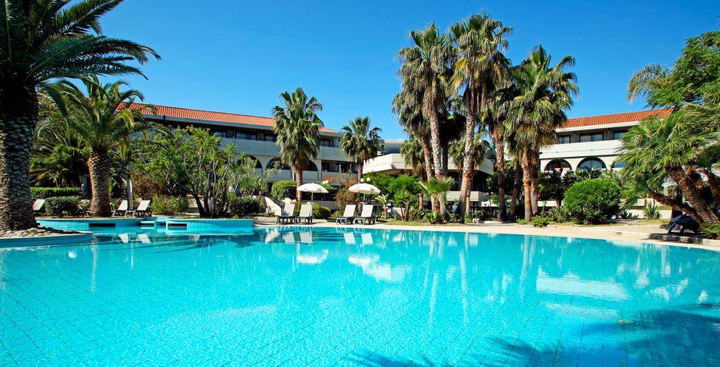 Pour des vacances reposantes au soleil - Fiesta Hotels & Resort 4* Cefalu