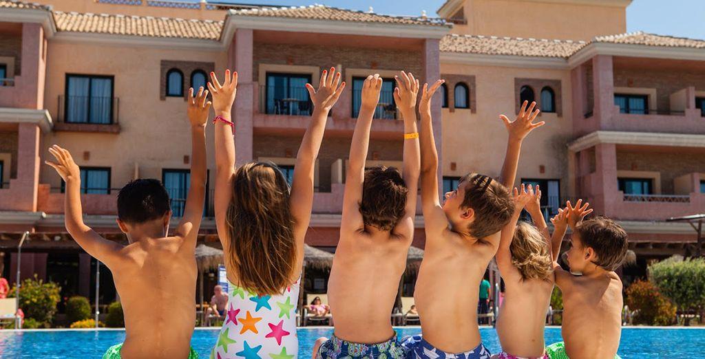Vos enfants trouveront leur bonheur dans les clubs