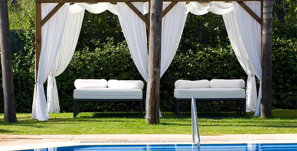 Installez-vous confortablement au Silken Al Andalus Palace - Hôtel Silken Al Andalus Palace 4* Seville