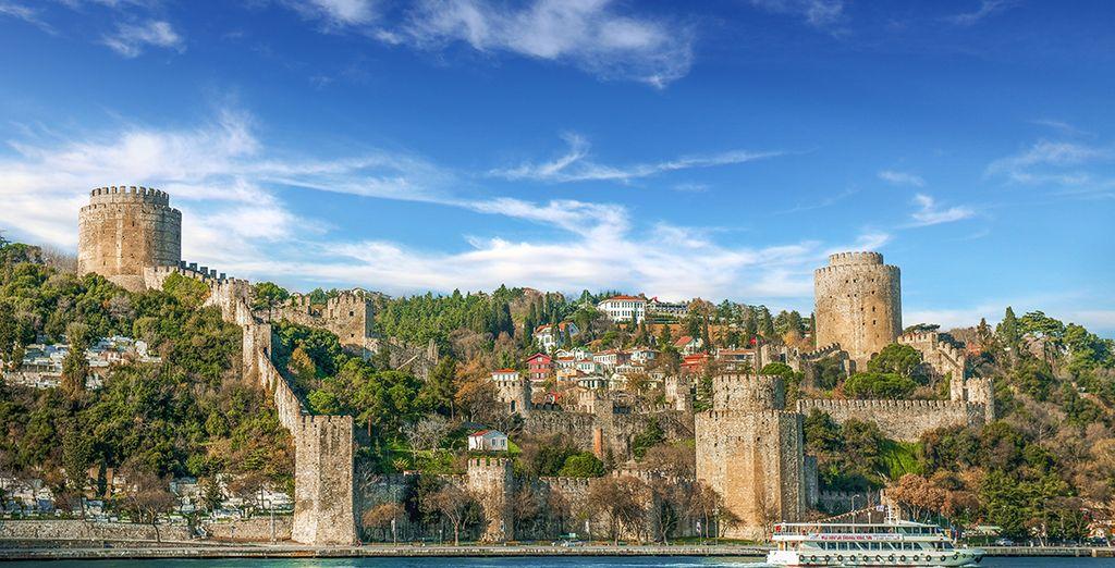 Laissez-vous captiver par la beauté d'Istanbul