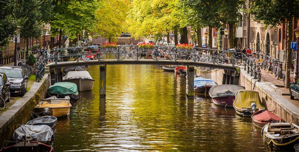 Amsterdam est si attirante...