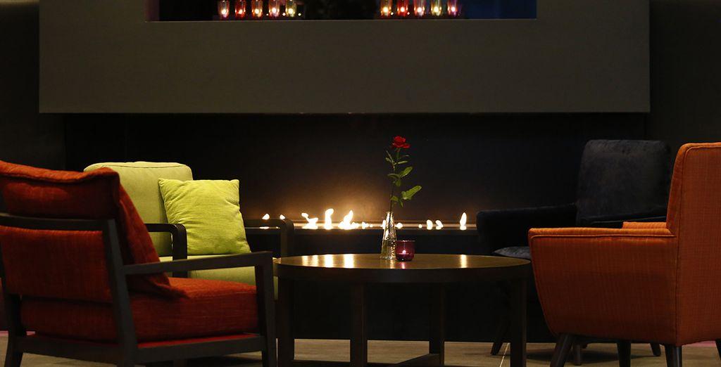 Pendant votre séjour vous poserez vos valises au Grand Hotel Reykjavik