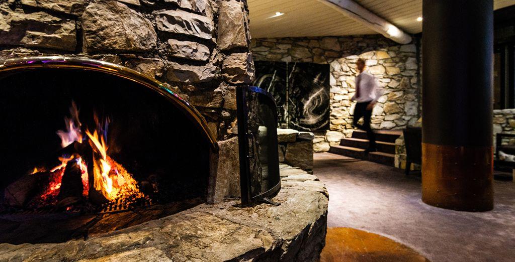 L'hôtel Aigle des Neiges vous accueille dans un cadre chaleureux - Hôtel l'Aigle des neiges 4* Val d'Isère