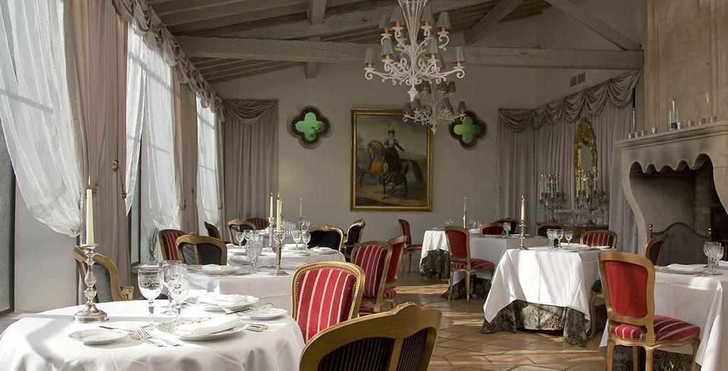 Offrez-vous une pause savoureuse au restaurant