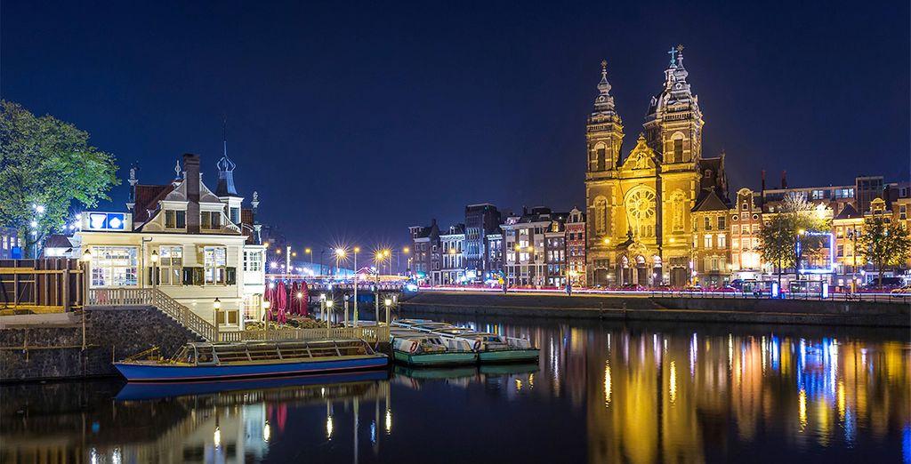 Découvrez les Pays-Bas avec les voyages tout inclus Voyage Privé