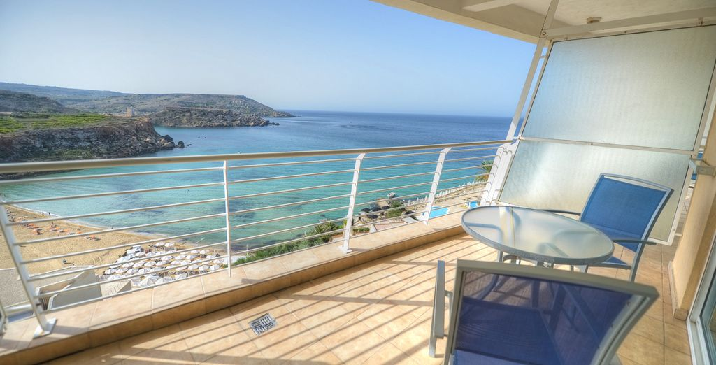 Prêt à en prendre plein les yeux ? - Hôtel Radisson Blu Resort & Spa - Malta Golden Sands 5* Mellielha