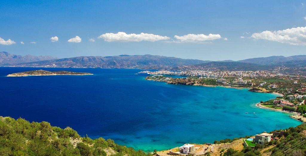Mettez le cap sur la Crète