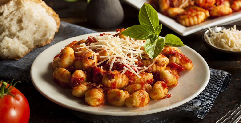 Laissez-vous tenter par quelques spécialités italiennes