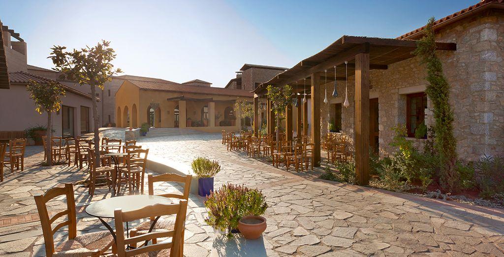 Vous tomberez sous le charme du Westin Resort Costa Navarino !