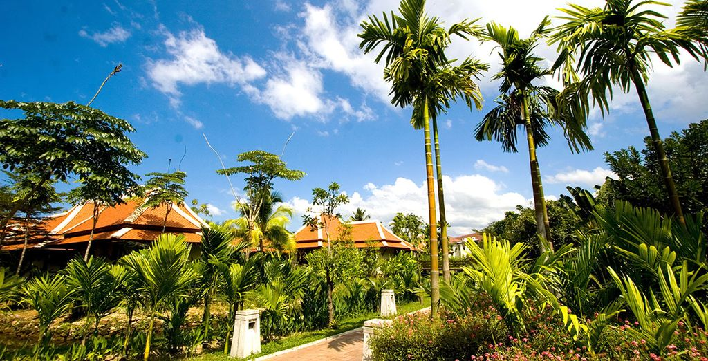 Le Khaolak Laguna Resort 4* vous accueille dans son écrin de verdure