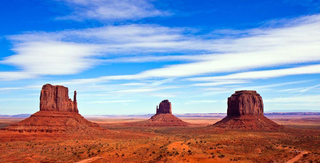 Et reviendrez enchanté de Monument Valley