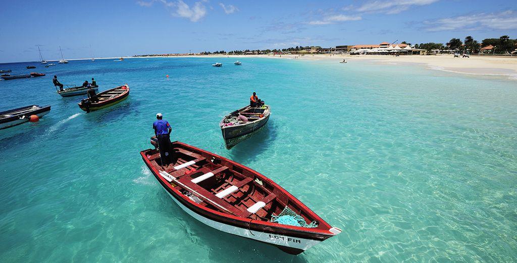 La beauté du Cap Vert s'offre à vous...