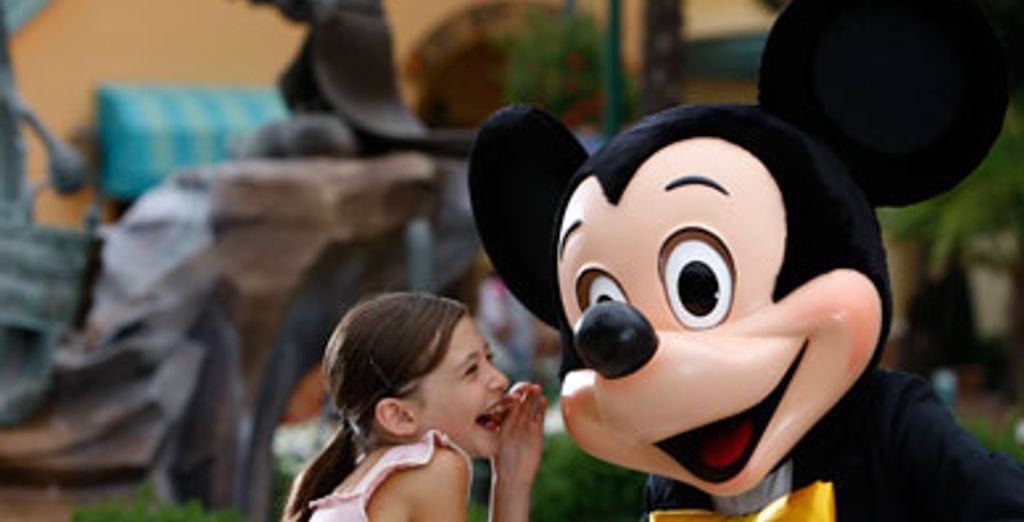 Disneyland Paris avec Voyage Prive