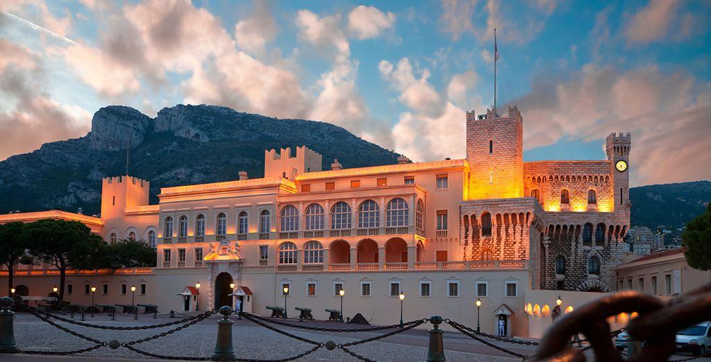 Partez découvrir Monaco