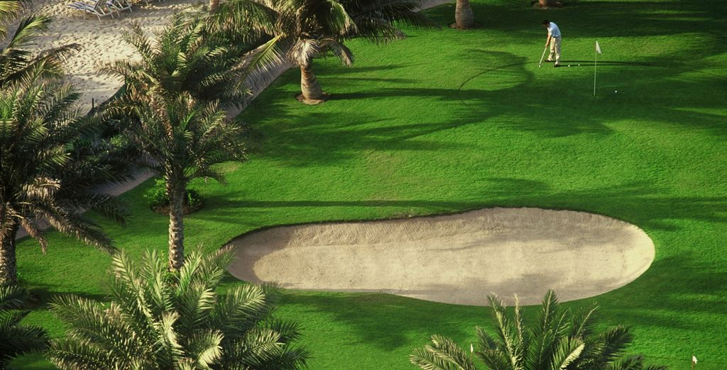 Améliorez votre swing sur le parcours de golf