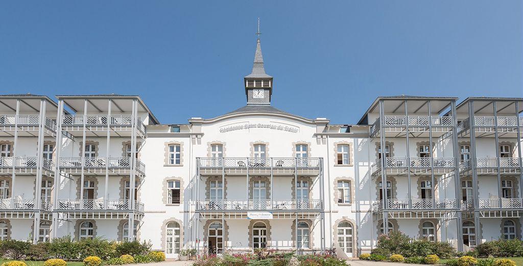 Rendez-vous dans votre résidence Pierre&Vacances le Goustan - Résidence Pierre&Vacances Saint-Goustan Le Croisic