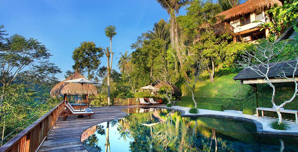 Une douce évasion vous attend à Bali...