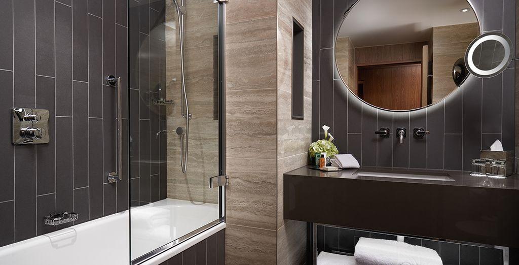et profiter d'installations haut de gamme pour un séjour placé sous le signe du confort.
