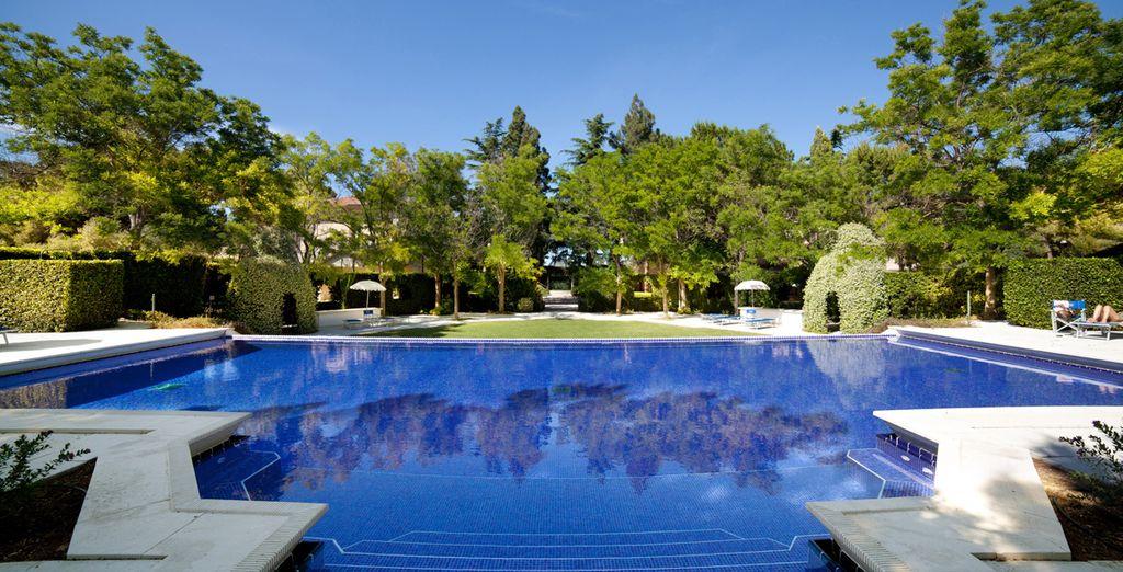 Bienvenue dans le calme exquis de l'hôtel Villa Maria