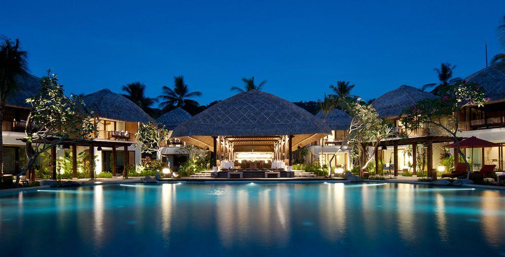 Vous partirez ensuite pour l'île de Lombok