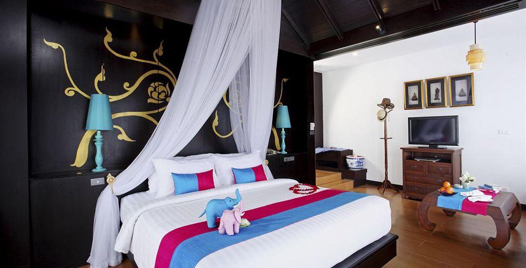 Ou en Thai Villa Garden View selon l'offre sélectionnée