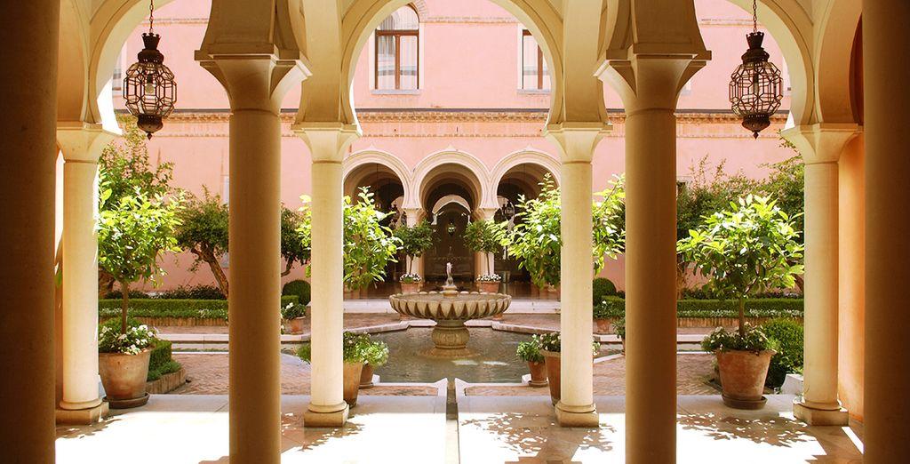 Posez vos valises dans un luxueux établissement 5* - Hôtel Mystère 5* à Venise Venise
