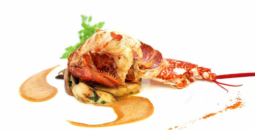 Envie d'une halte gourmande au charme provençal ?
