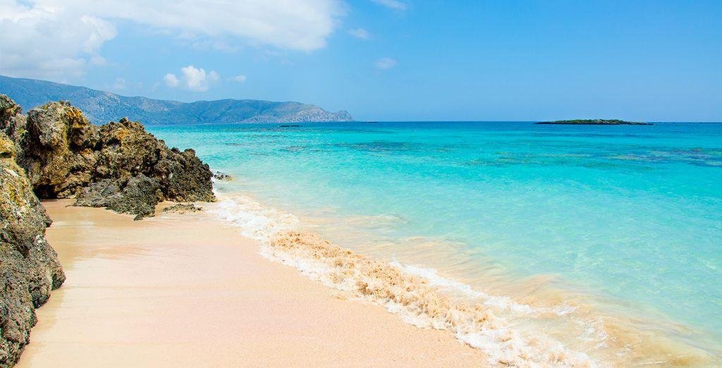 Ses plages de sable fin