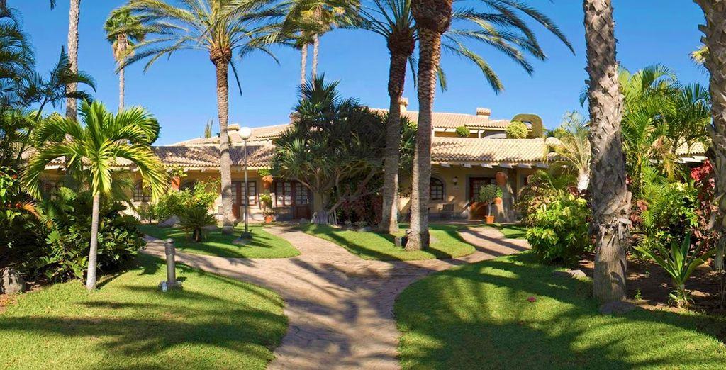Bienvenue au Dunas Suites & Villas 4*