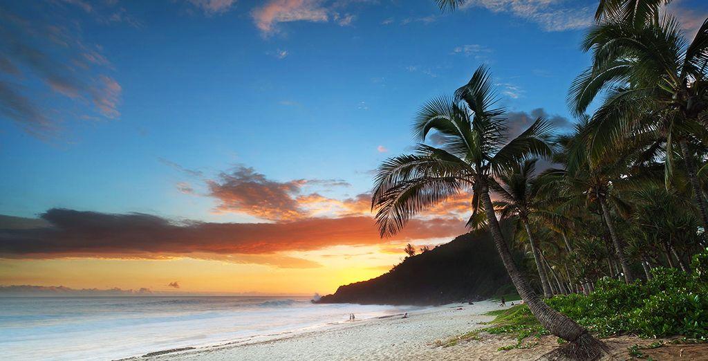 La Réunion, ses plages...