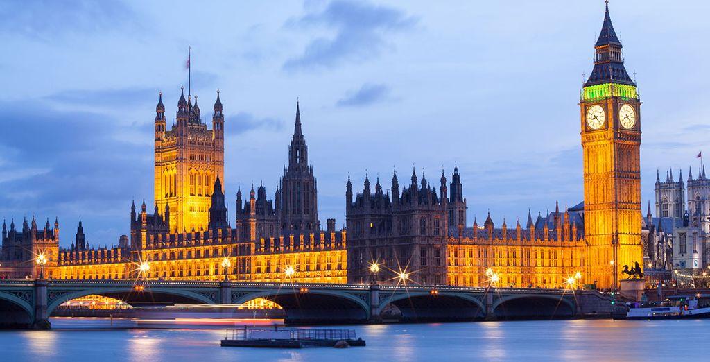 Bon city break à Londres.
