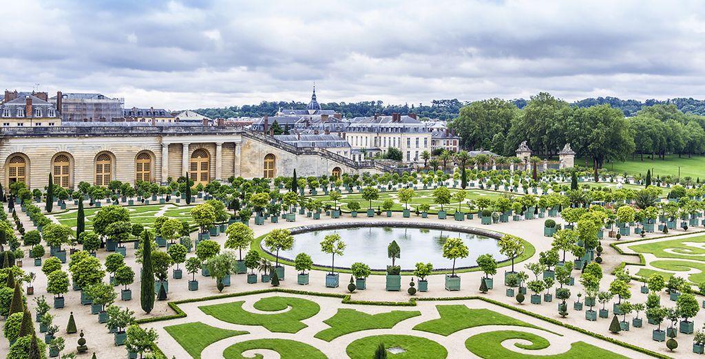 Passez un agréable séjour à Versailles !