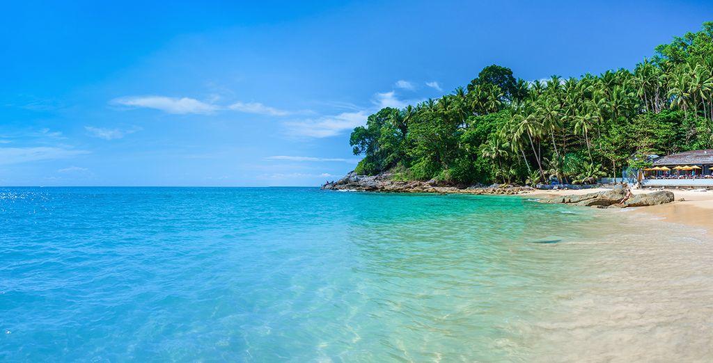 Découvrez Phuket où farniente...