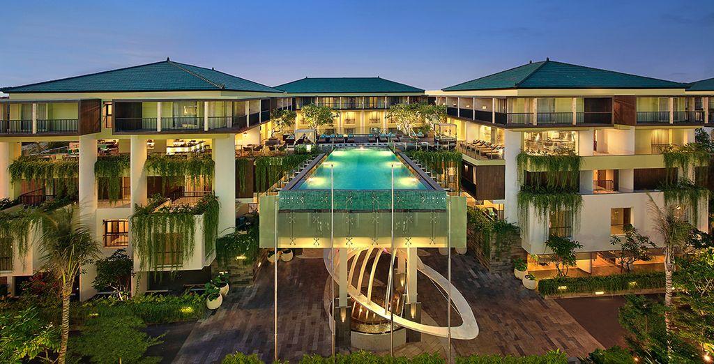 Envie de quelques jours de farniente dans un magnifique hôtel ?