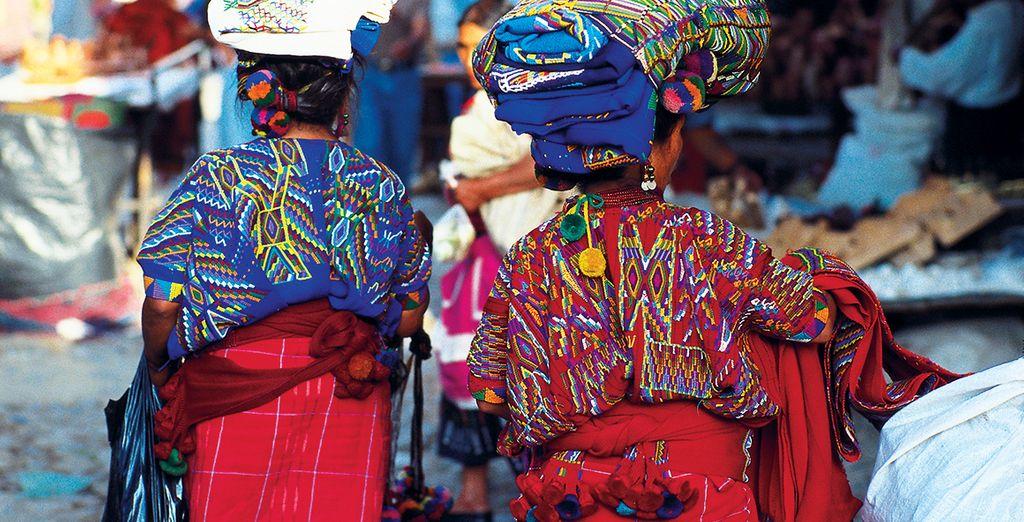 Le village de Chichicastenango