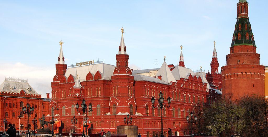 Et la Place Rouge