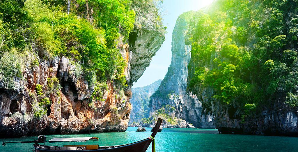 Bonnes vacances en Thaïlande !
