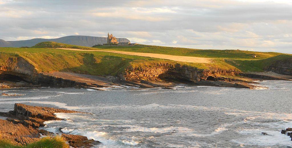 Au détour des plages battues par la mer de Mullaghmore et Silgo