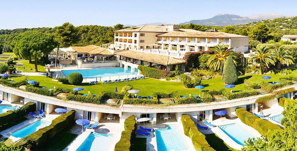 Bienvenue dans l'arrière-pays Niçois - Hôtel Mas d'Artigny & Spa 4* Saint Paul de Vence