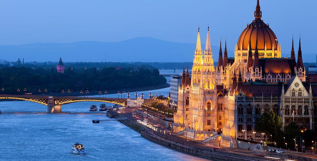 La Hongrie avec Voyage Prive