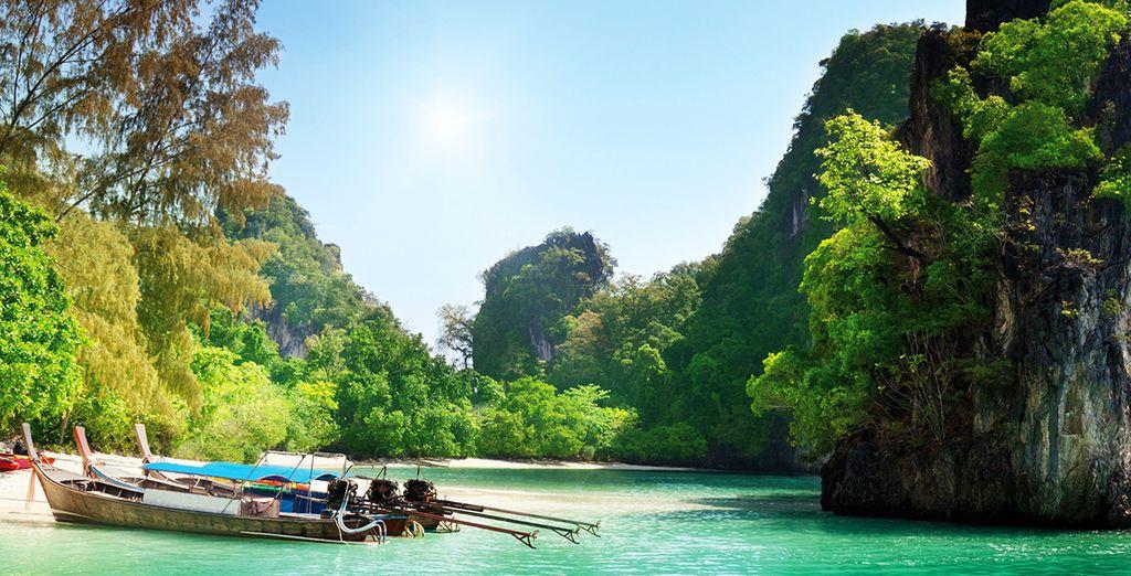 Bon voyage en Thaïlande