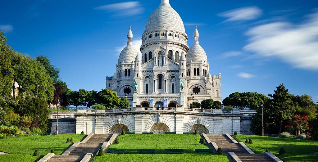 Ou encore ses innombrables monuments